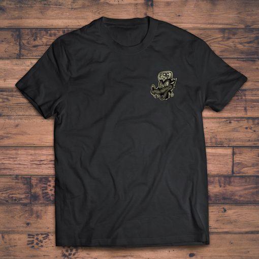 E9G Wolf Dog T-shirt