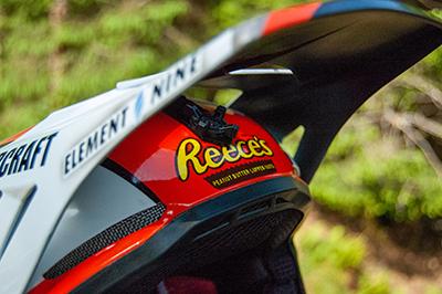 Reece-Wilson-custom-100-percent-aircraft-helmet