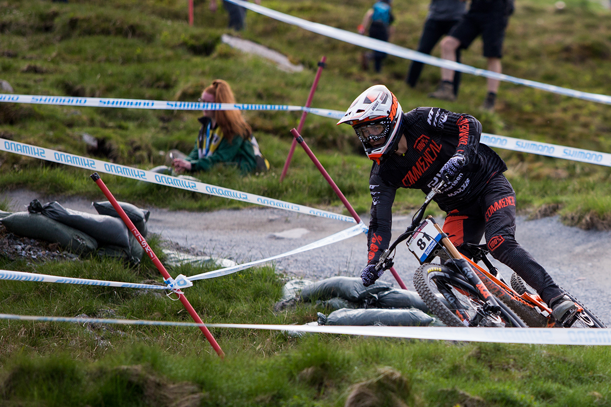 Reece Wilson Fort William World Cup 2018