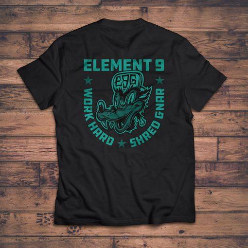 Wolf-Dog-T-Shirt-MockUp_Back-black-TEAL