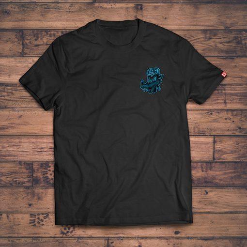 Wolf-Dog-T-Shirt-MockUp_Front-black-syan