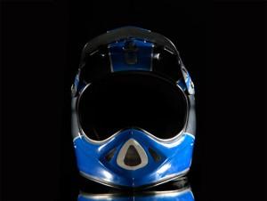 Blue Flames D2