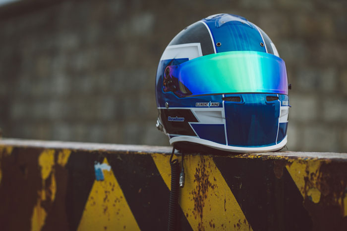 custom helmet paint motorcycle uk
