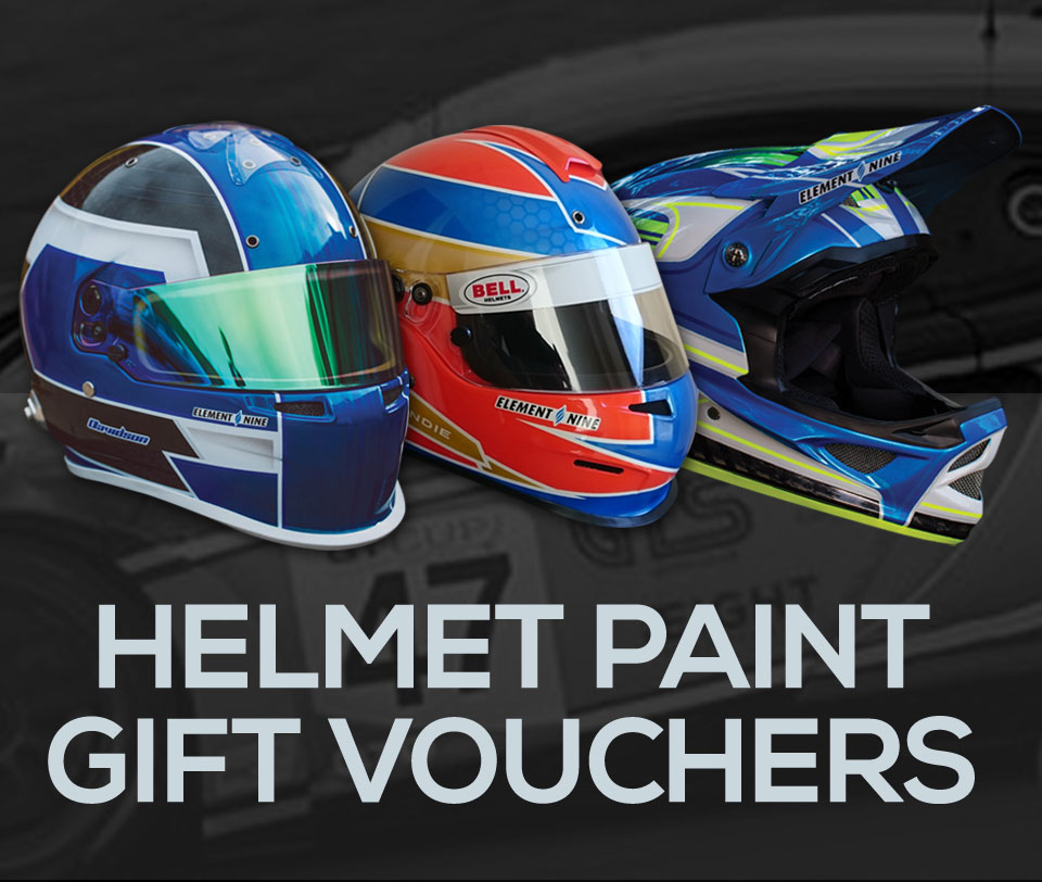 custom helmet paint vouchers