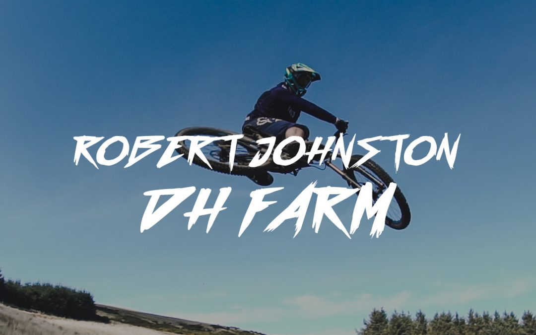 Video – Rob J Gets Some Airtime at DH Farm