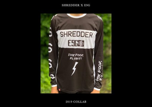 E9G x Shredder Race Jersey
